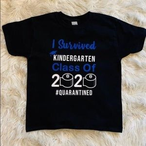 Other - Kindergarten Quarantined Shirt 2020